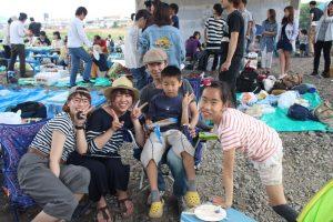 桂川BBQ大会